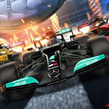 Formula 1 Fan Pack Will Launch In Rocket League On May 20th