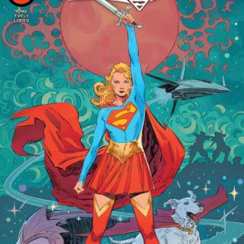 """Supergirl: Woman of Tomorrow"" Will Hit Store Shelves On June 15"