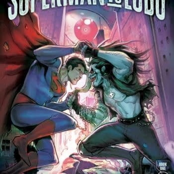 DC Comics Launches Second Lobo Team-Up Title, Superman Vs Lobo