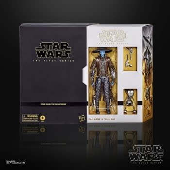 Here's Your Star Wars: The Clone Wars Black Series Collectors List