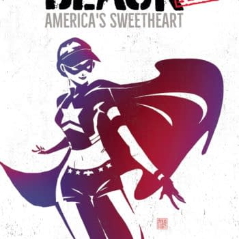 Cover image for BLACK AF AMERICAS SWEETHEART GN (O/A)