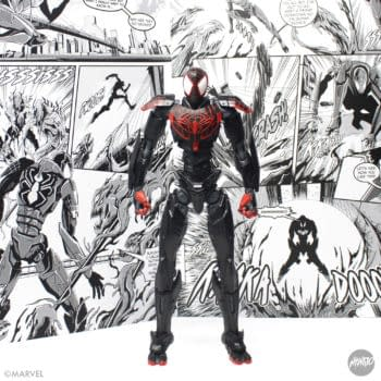 Miles Morales Spider-Man Gets A Marvel Mecha Mondo Upgrade