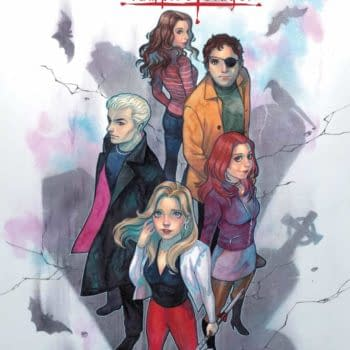 Cover image for BUFFY THE VAMPIRE SLAYER #25 CVR A FRANY