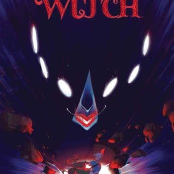 Cover image for LAST WITCH #5 (OF 5) CVR A GLASS