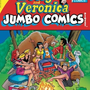 Cover image for BETTY & VERONICA JUMBO COMICS DIGEST #293