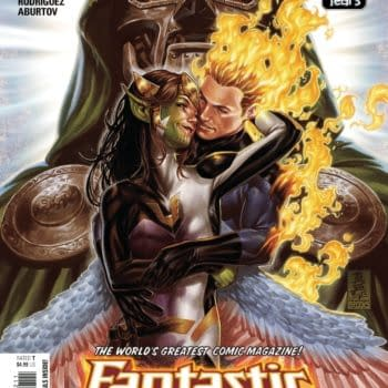 Cover image for FANTASTIC FOUR #32