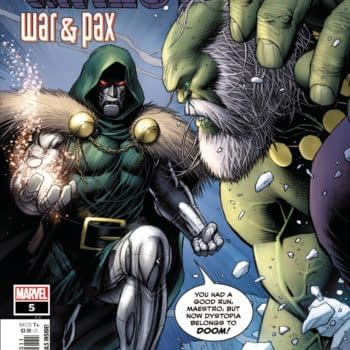 Cover image for MAESTRO WAR AND PAX #5 (OF 5)