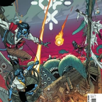 Cover image for WAY OF X #2