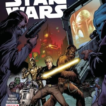 Cover image for STAR WARS #13