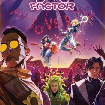 Cover image for X-FACTOR #9