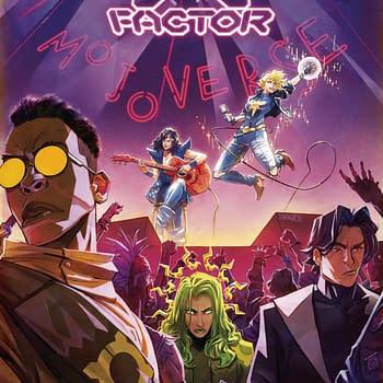 Take a Trip Down Memory Lane in X-Factor #9 [Preview]