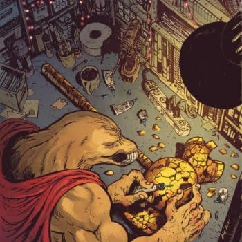 Cover image for BETA RAY BILL #3 (OF 5)