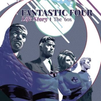 Cover image for FANTASTIC FOUR LIFE STORY #1 (OF 6)