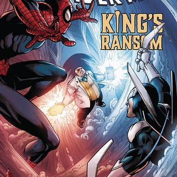New Avengers Reunion in Giant-Size Amazing Spider-Man Kings Ransom