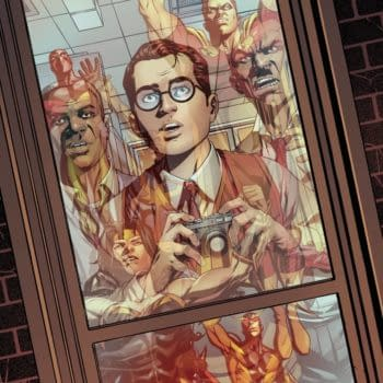 Cover image for HEROES REBORN PETER PARKER AMAZING SHUTTERBUG #1
