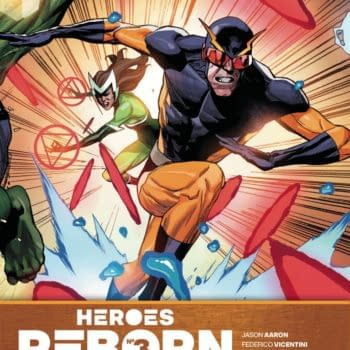 Cover image for HEROES REBORN #3 (OF 7)