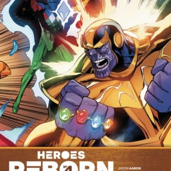 Cover image for HEROES REBORN #4 (OF 7)