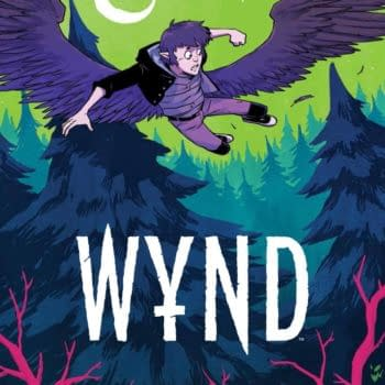 Cover image for WYND #6 (OF 5) CVR A DIALYNAS