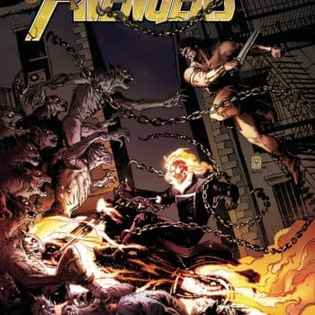 Cover image for SAVAGE AVENGERS #21