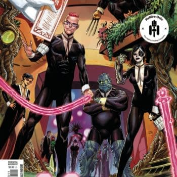 Cover image for X-FORCE #20 GALA