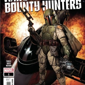 Cover image for STAR WARS WAR OF THE BOUNTY HUNTERS #1 (OF 5)