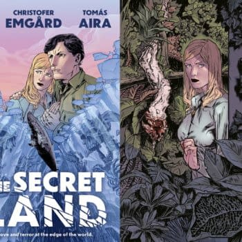 Dark Horse's The Secret Land Banned In Germany, But What About Flash?
