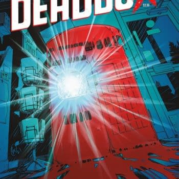 Cover image for DEADBOX #1 CVR A TIESMA