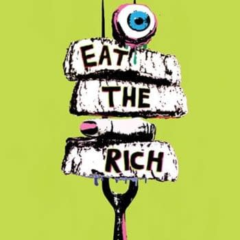 Sarah Gailey and Pius Bak launch Eat The Rich from Boom Studios