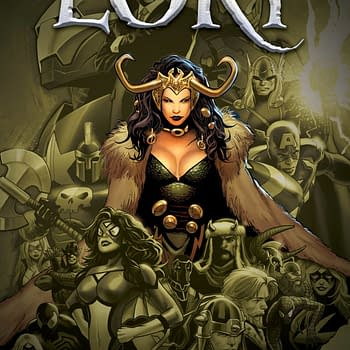 Marvel Rushes To Publish Lady Loki Mistress Of Mischief