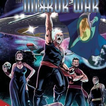 Star Trek: The Mirror War- IDW Announces Year-Long Comic Book Event