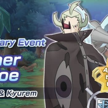 Team Plasma Invades Pokémon Masters EX with the Legendary Kyurem