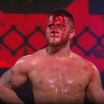 MJF looks smug as AEW delivers an excellent episode of AEW Dynamite with Blood and Guts, totally ruining The Chadster's night.