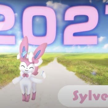 Sylveon Official Arrives in Pokémon GO Next Week