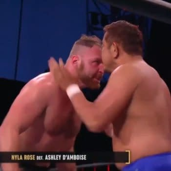 Jon Moxley entered to Wild Thing on AEW Dynamite for his match against Yuji Nagata, which Tony Khan bought the rights for, at least or one night. It's not what you'd traditionally think of as a wrestling theme, which only makes The Chadster even madder about it.