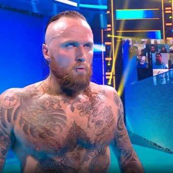 WWE Smackdown: Aleister Black Returns, Drags Big E Back to Midcard