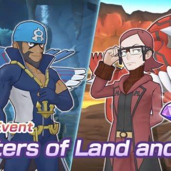 Pokémon Masters EX Kicks off Kyogre & Groudon Story Event