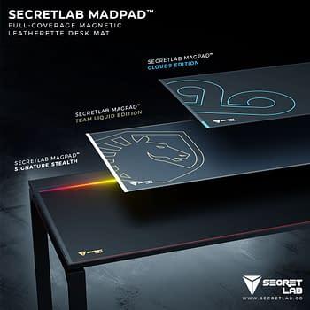 Secretlab Launches The New Magnus Metal Desk