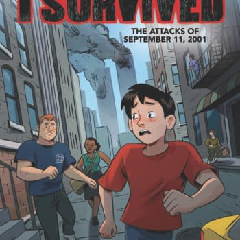 I Survived: The Attacks of September 11, 2001 Graphic Novel For Kids