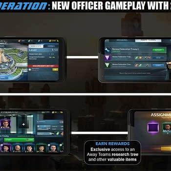 Star Trek: Fleet Command Adds The Next Generation Content