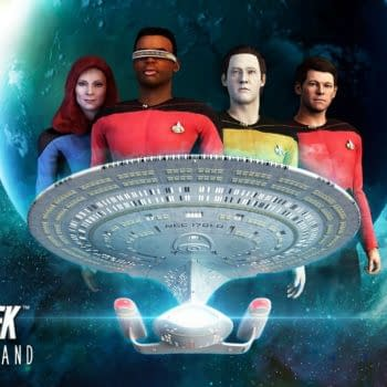 Star Trek: Fleet Command Adds The Next Generation Content