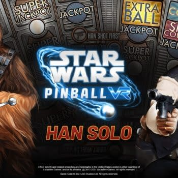 Star Wars Pinball VR Adds Han Solo Centric Table