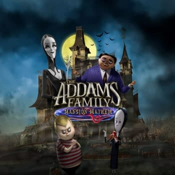 The Addams Family: Mansion Mayhem Will Release This Fall