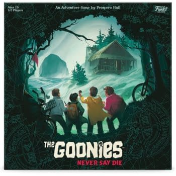 Funko Games To Release The Goonies: Never Say Die