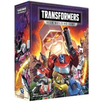 Renegade Game Studios Announces Transformers Deck-Building Game