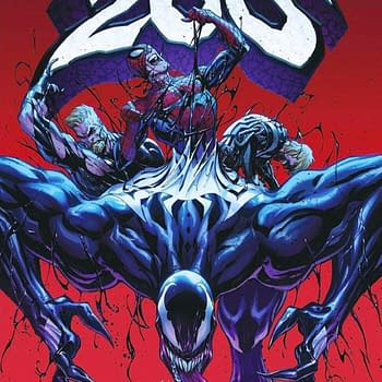 Philip Kennedy Johnson &#038 Ron Lim Join Venom #200 But Not Rob Liefeld