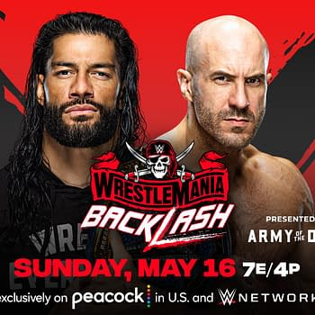 Cesaro vs. Roman Reigns Added to WrestleMania Backlash