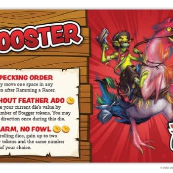 Wyrd Games Reveals A New Rooster Rider For Malifaux And Bayou Bash