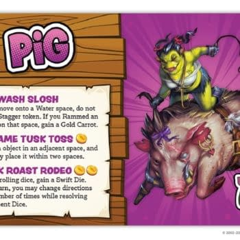 Wyrd Miniatures Reveals Pig Jockey For Malifaux And Bayou Bash