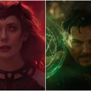WandaVision: Marvel Boss Kevin Feige on Doctor Stranges Cut Cameo