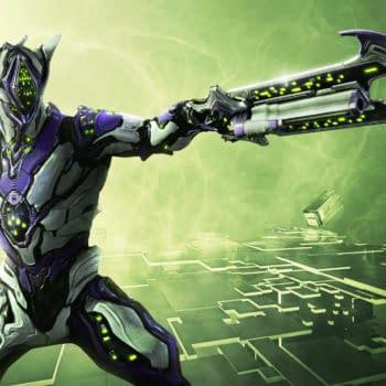 Warframe Reveals Prime Gaming Fashion Frame Collection Set